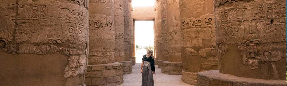 Day One:Luxor Tour
