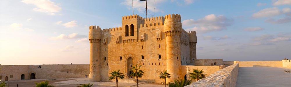 Day Three:Tour to Alexandria Landmarks