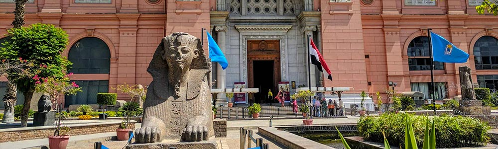 The Tour Itinerary of Cairo Tour Include NMEC