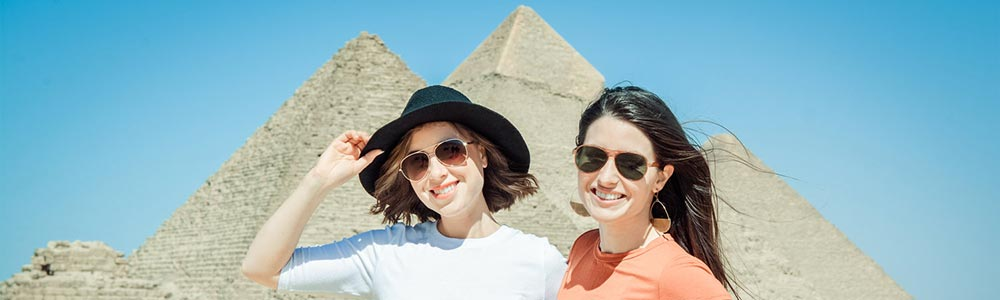 Day Two:Tour to Pyramids of Giza & Memphis City