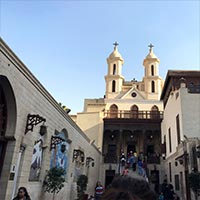 The Hanging Church - Cairo Tourist Attractions - Egypt Tours Portal