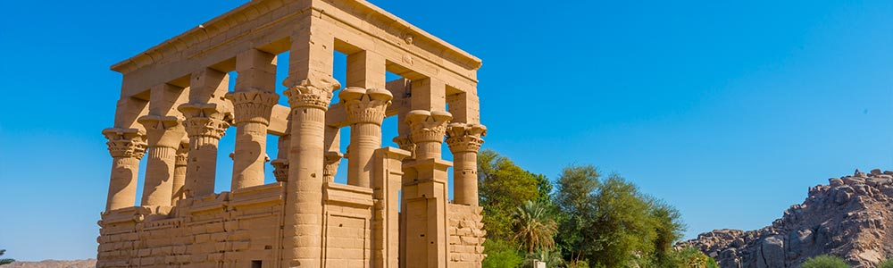Day One:Visit Aswan Landmarks & Check in the Cruise