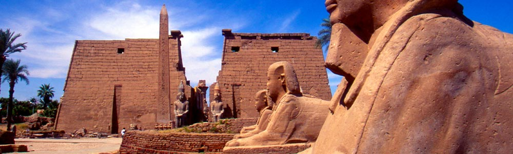 Day Five:Travel to Luxor - Visit Luxor East Bank Attractions
