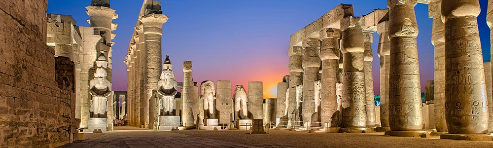 Day Three:Discover the Ancient Treasures in Luxor City