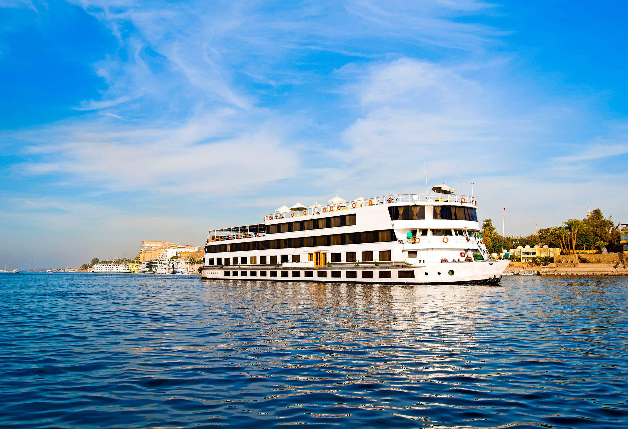 Egypt Nile Cruise Packages 2020/2021 | Nile River Cruise to Luxor Aswan - Egypt Tours Portal