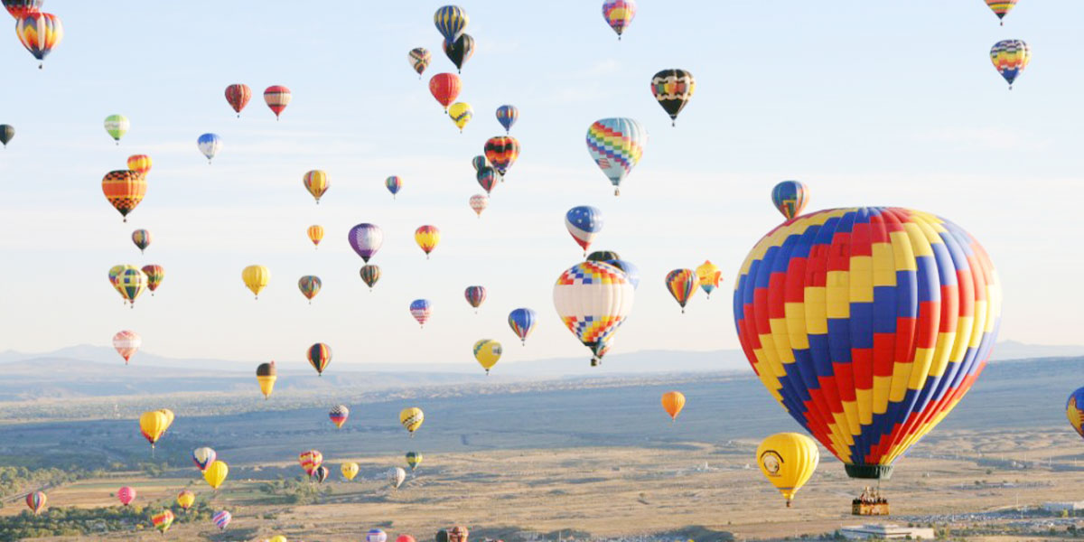 Hot-Air Balloon in Luxor - Things to do in Luxor - Egypt Tours Portal