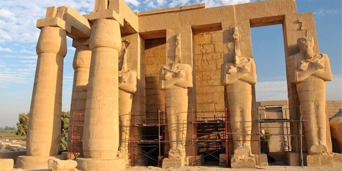 Rameessum Temple of King Ramses II - Things to do in Luxor - Egypt Tours Portal
