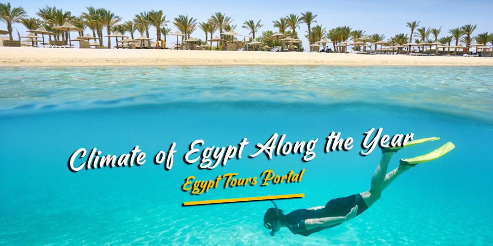 Climate of Egypt - Egypt Tours Portal