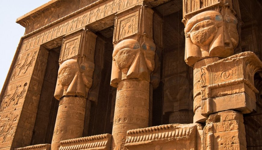 Dendera Temple - Egypt Tours Portal
