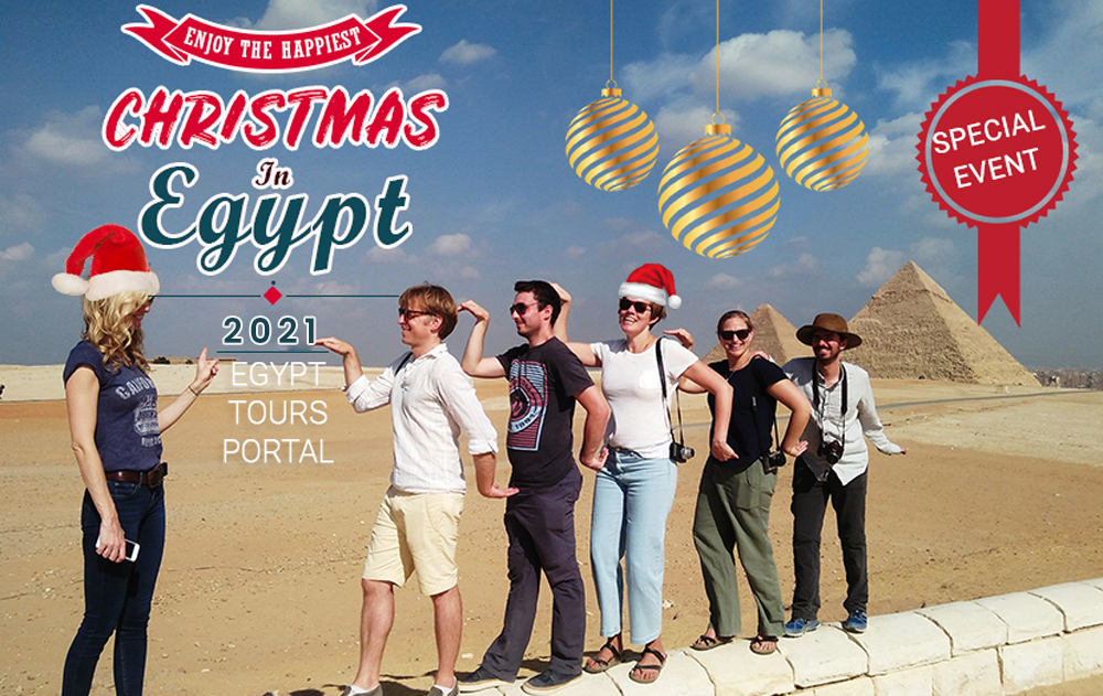 Egypt Christmas Event 2021 - Egypt Tours Portal
