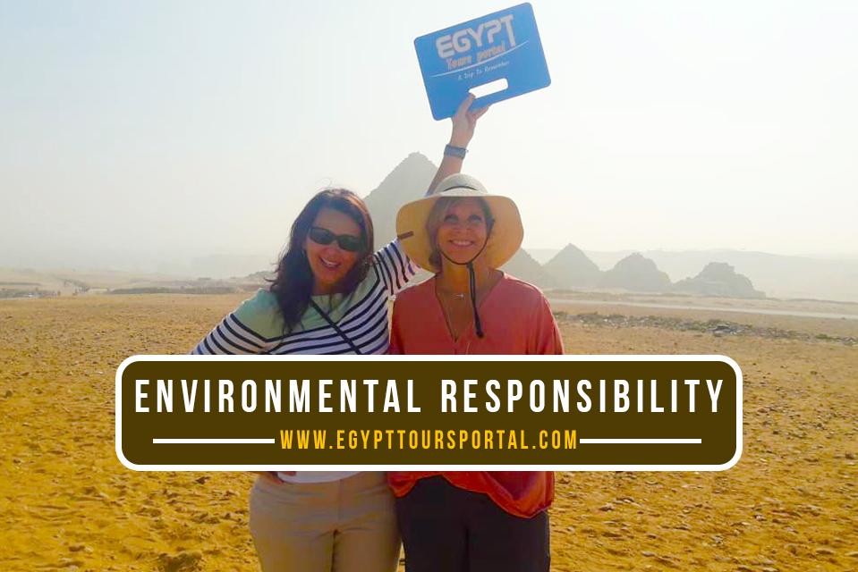 Environmental Responsibility Egypt Tours Portal