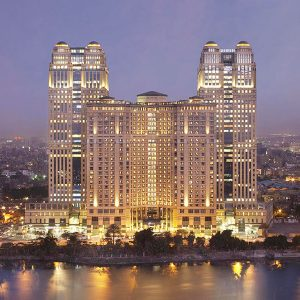 Fairmont Nile Hotel