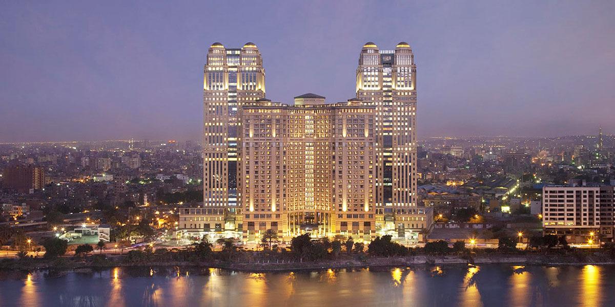 Fairmont Nile City - Egypt Tours Portal