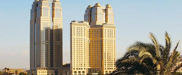Fairmont Nile - Egypt Tours Portal Partners