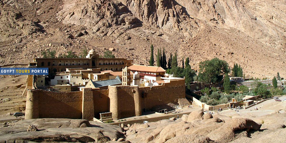 History of Sinai - Egypt Tours Portal