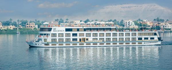 Jaz Regency Nile Cruise - Egypt Tours Portal Partners