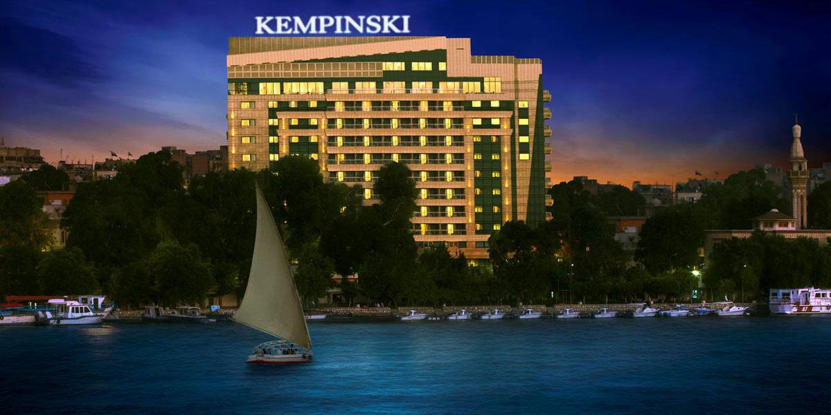 Kempinski Nile - Egypt Tours Portal