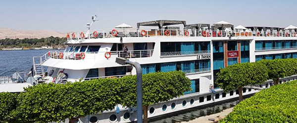 Le-Fayan Nile Cruise - Egypt Tours Portal Partners