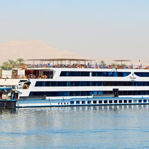 Luxury Sailing with Oberoi Zahra Nile Cruise