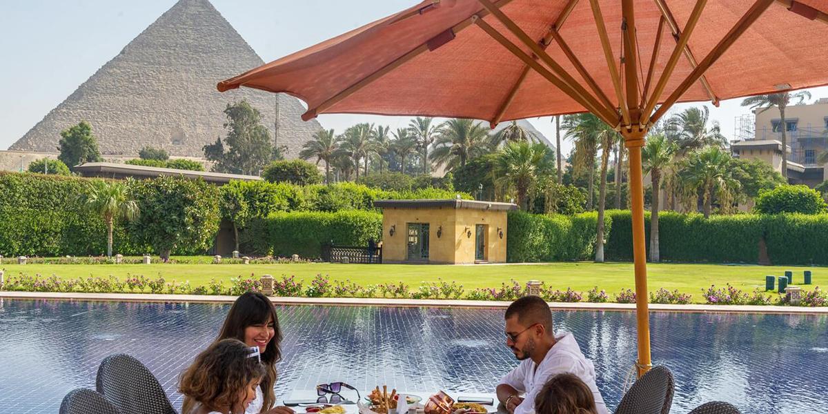 Marriott Mena House - Egypt Tours Portal