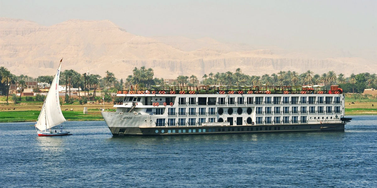 Mayfair Nile Cruise - Egypt Tours Portal