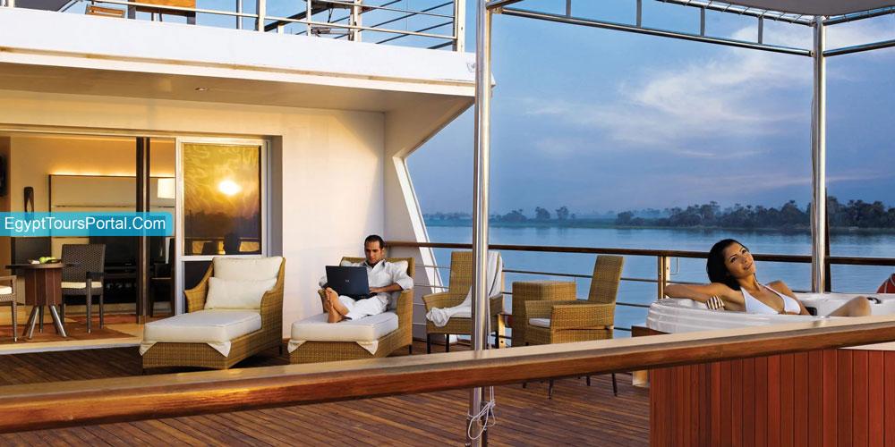 Nile Cruise Categories - Egypt Tours Portal