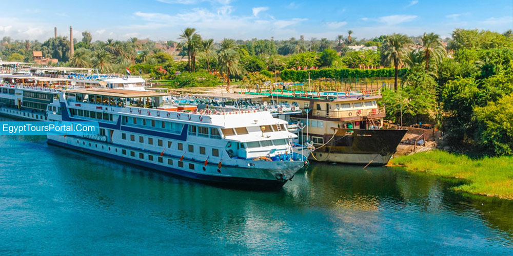 Nile Cruise Embarkation - Egypt Tours Portal