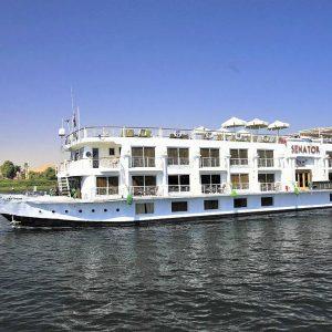 Senator Nile Cruise Accommodation