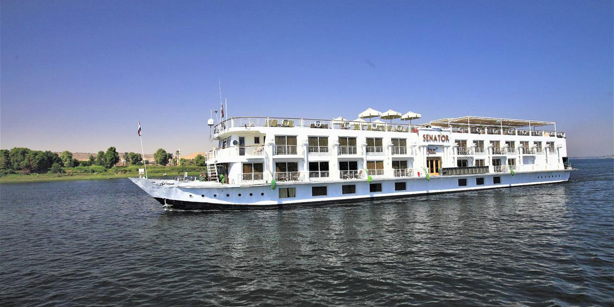 Senator Nile Cruise - Egypt Tours Portal