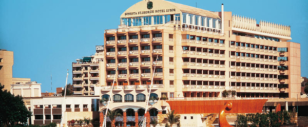 Sonesta St. George - Egypt Tours Portal Partners