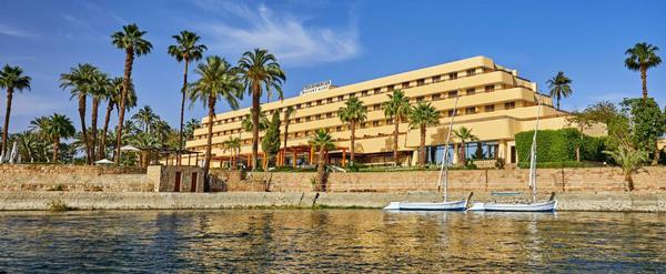 Steigenberger Achti Resort Luxor - Egypt Tours Portal Partners
