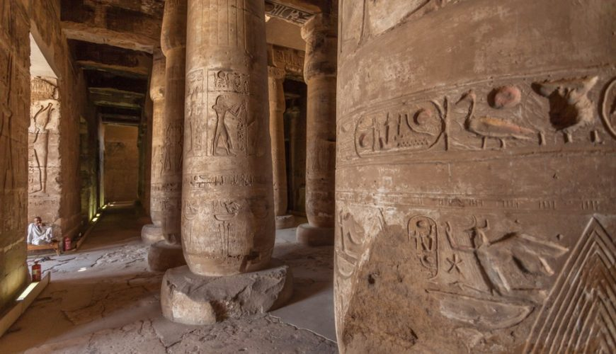 Temple of Abydos - Egypt Tours Portal