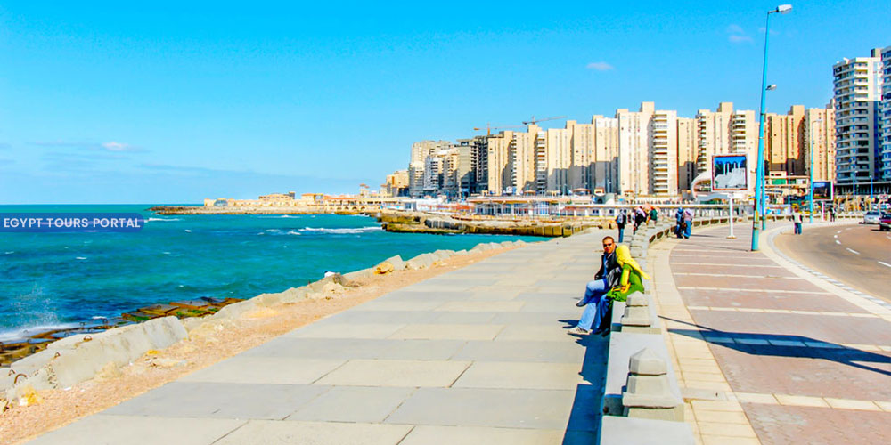 Alexandria Corniche - Things to Do in Alexandria - Egypt Tours Portal