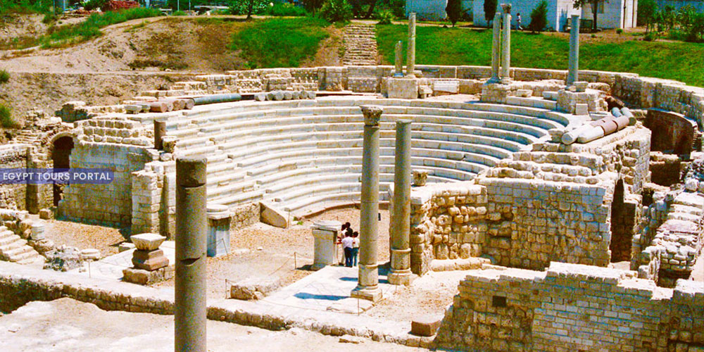 Ancient Roman Amphitheater - Things to Do in Alexandria - Egypt Tours Portal
