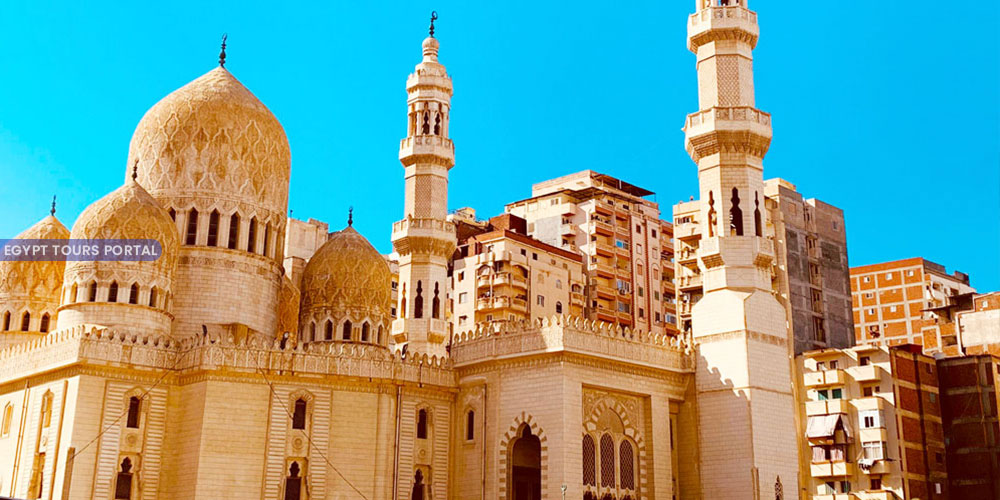 El-Mursi Abul Abbas Mosque - Things to Do in Alexandria - Egypt Tours Portal