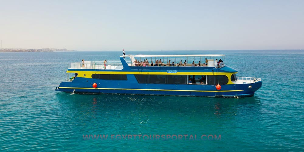 Glass Bottom Boat` - Things to Do in Safaga - Egypt Tours Portal
