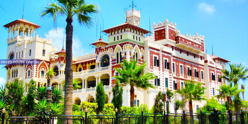 Montazah Palace Gardens - Things to Do in Alexandria - Egypt Tours Portal