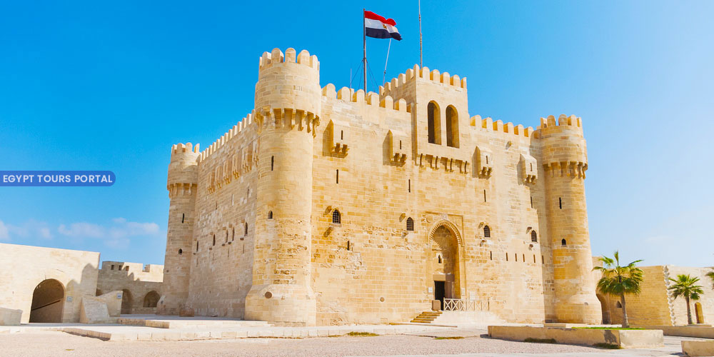 Qatibay Citadel - Things to Do in Alexandria - Egypt Tours Portal