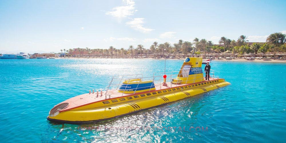 Sindbad Submarine - Things to Do in Safaga - Egypt Tours Portal