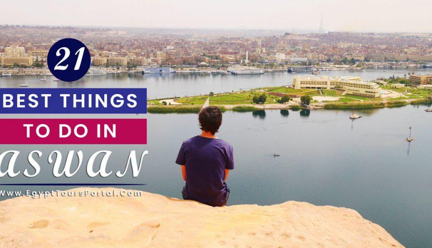 Things to Do in Aswan - Egypt Tours Portal