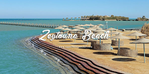 Zeytouna Beach - Things to Do in El Gouna - Egypt Tours Portal