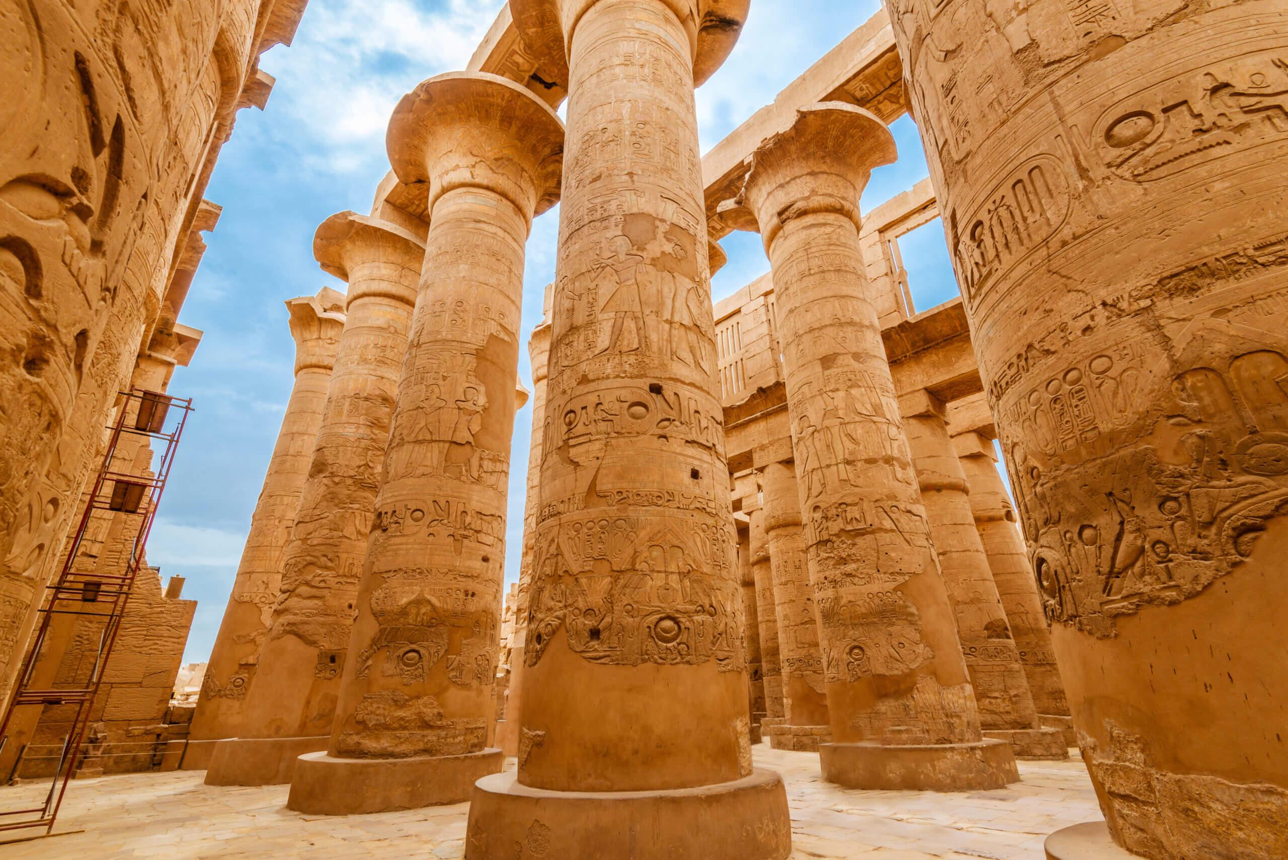 15 Days Egypt Tours