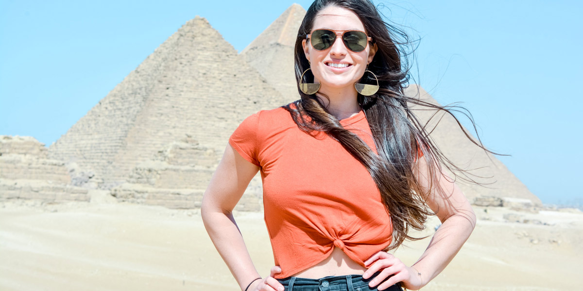 Solo Woman Egypt Tours