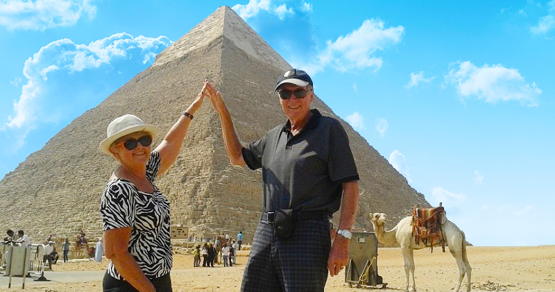 Egypt Tours for Senior