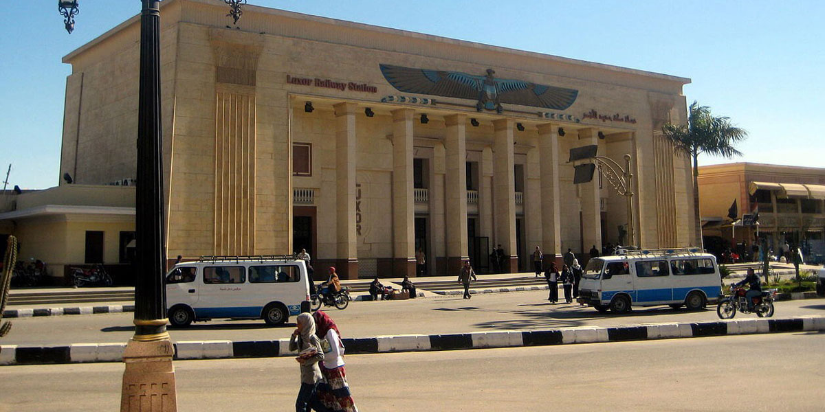 Transfer From Luxor Train Station