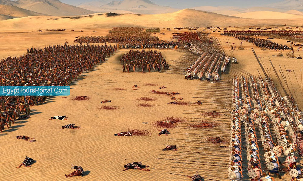 Battle of Carchemish History - Egypt Tours Portal