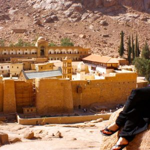 Trip to Mount Sinai & St. Catherine Monastery From Cairo