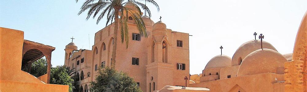 Day Four:Wadi El Natroun and Alexandria Trip