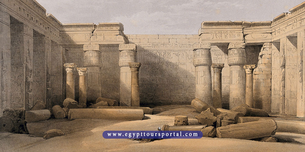 abydos city - ancient Egyptian cities - egypt tours portal