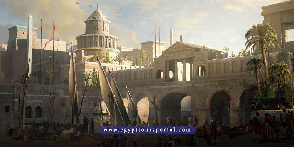 alexandria city - ancient Egyptian cities - egypt tours portal